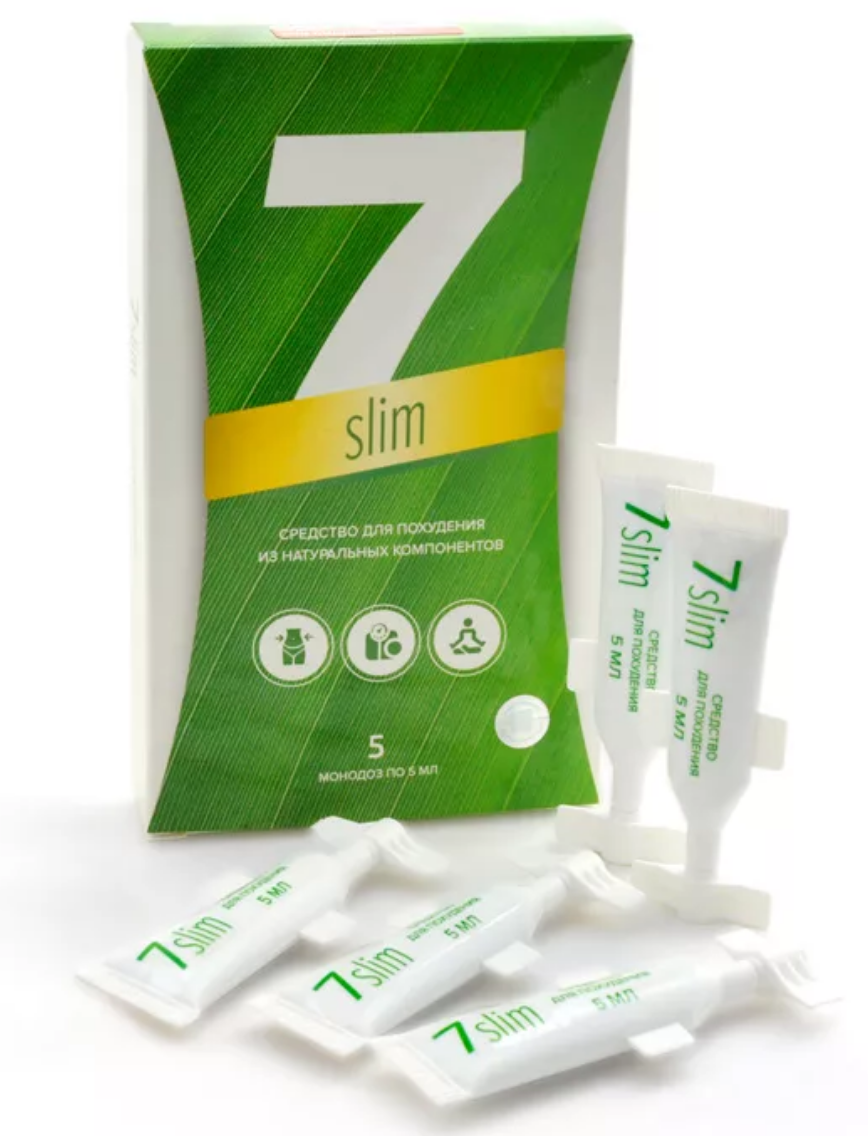 7Слим для похудения в Щёлково